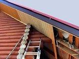 Чем подбить крышу