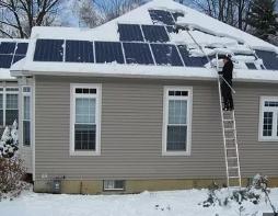 Как защитить дом зимой