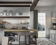 Эстетика прозрачной кухни