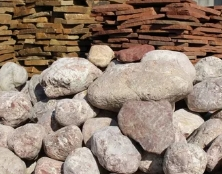 Преимущества природного камня