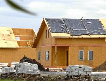 СИП-панели для строительства дома
