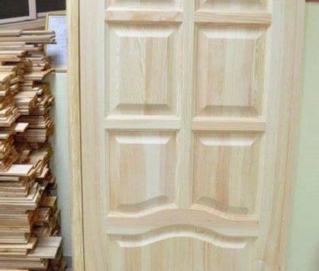 Производство филенчатый дверей «Каролина ДГ»