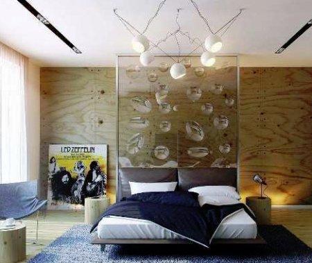 5 идей оригинального освещения комнаты