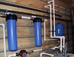 Наличие и качество системы водоснабжения загородного дома