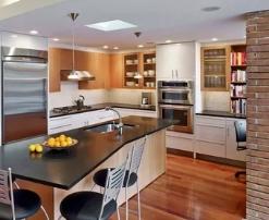 С чего начинается дизайн кухни