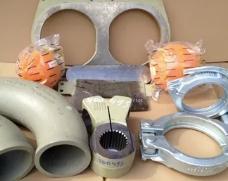 Как выбрать расходники для бетононасосов