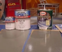 Где применяется эпоксидная краска для металла