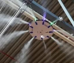Проектирование систем увлажнения воздуха