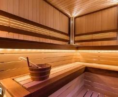 Выбор деревянной вагонки для бани и сауны