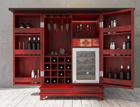 Что такое винные шкафы и где они применяются