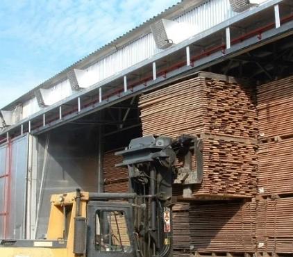Сушка древесины: этапы, подготовка, необходимое оборудование