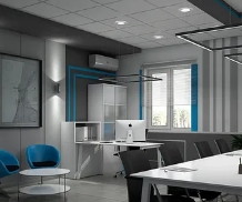 Требования к оформлению офисов в корпоративном стиле