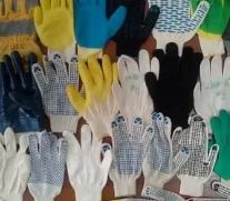 Производство строительных перчаток