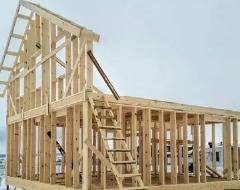 Подбор проекта для постройки каркасного дома