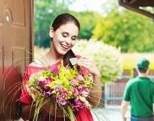 Доставка цветов в Израиль