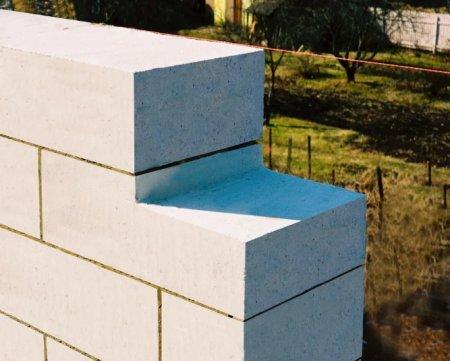 Производство ячеистых газобетонных блоков