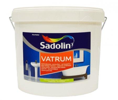 Водоэмульсионная краска Sadolin: популярные составы и их особенности