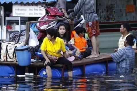 На каком транспорте передвигаться в Тайланде?